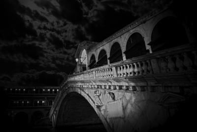 Rialtobrücke, Venedig, Italien - 05/2011