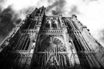 Straßburger Münster, Frankreich - 07/2012