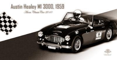 Austin Healey M1 3000, 1959
