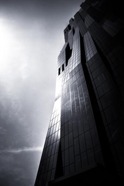 «DC Tower» Wien - A