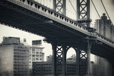 Manhattan Bridge, New York City, NY